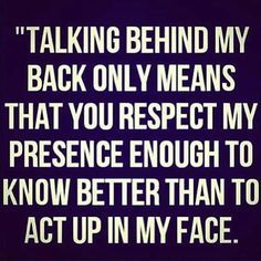 "Many of times, have u had the opportunity to say shit to my face and show how ""real"" bad ass u say u r. But unfortunately you've coward in my presence.  I see you, Boo!!!!"