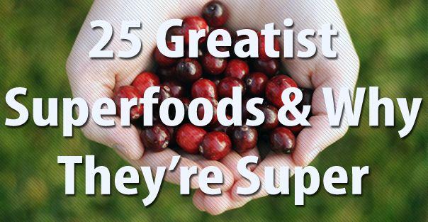 superfoods!