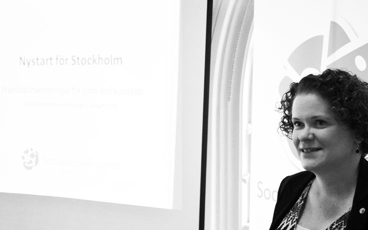 29 september 2013 presenterade oppositionsborgarråd Karin Wanngård (S) Socialdemokraternas budgetförslag: Nystart för Stockholm 2014