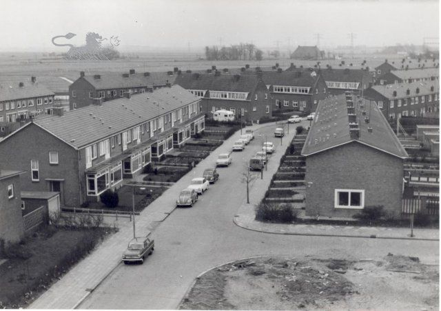 dennenstraat 1965 Historisch Centrum Leeuwarden - Beeldbank Leeuwarden