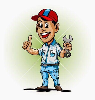 Jatmika: Auto mechanic vector art - Download Mechanic vecto...