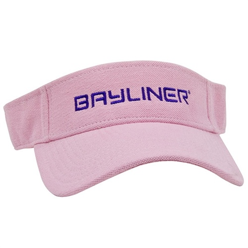 Every lady needs a cute sport visor for the boat! #bayliner