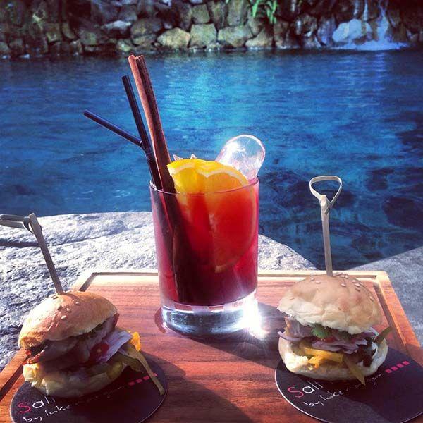 Nice spot for a day out, Salt Tapas, Seminyak, Bali: fine dining hotspot!