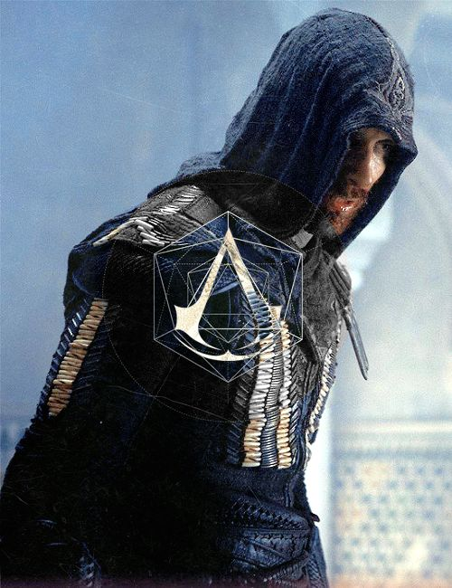 """Michael Fassbender in """"Assassin's Creed"""""""