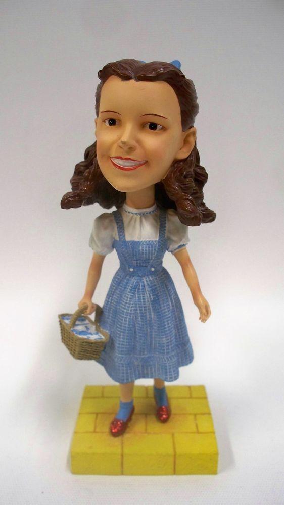 Wizard of oz Dorothy Bobble Head Bobblehead Westland Giftware 1808   eBay