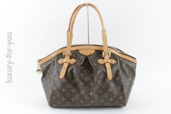 Louis Vuitton *TIVOLI* GM in Monogram Canvas M40144
