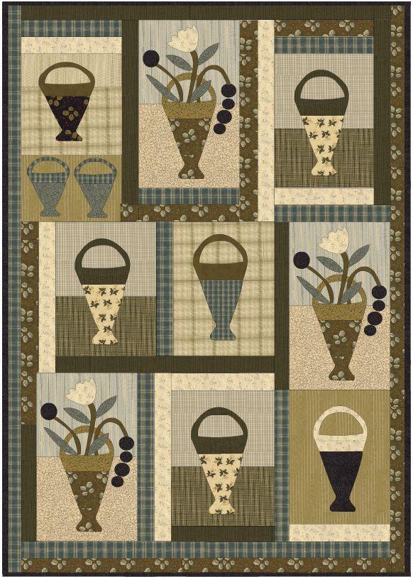 Jan Patek Quilts great summer colors