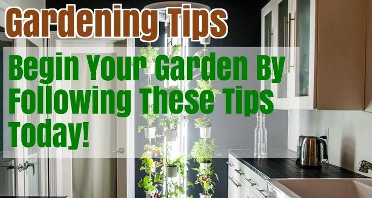 A Healthy Start: How To Grow An Organic Garden – Gardening Ideas
