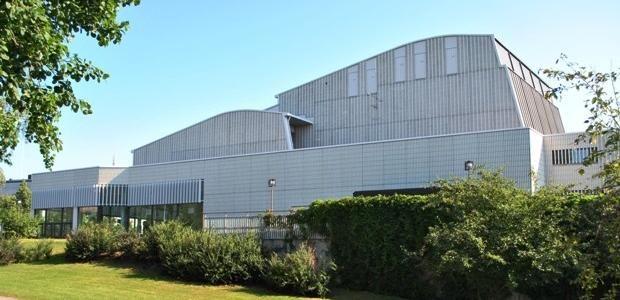 Alvar Aalto - Aallon kaupunginteatteri ja hallintokortteli @ Asuntomessublogit