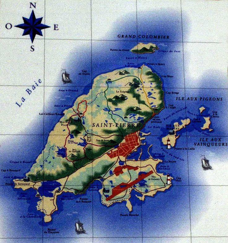 Netherlands Ns Map%0A Saint Pierre Map