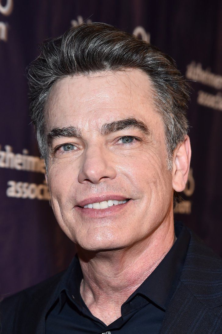Pin for Later: The Cast of The O.C.: Where Are They Now? Peter Gallagher Now