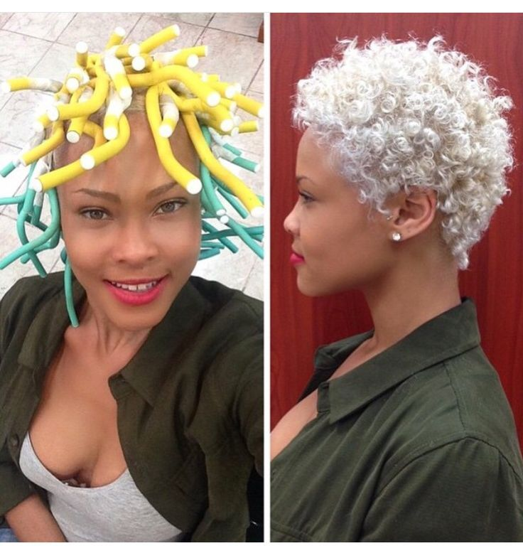 Image Result For Colored Tapered Natural Hair Black Hair