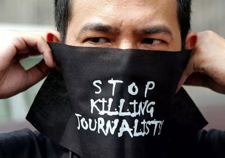 Black Easter as gunmen shot dead a journalist in Yenagoa- Photo
