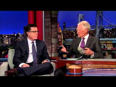 The Late Show with Stephen Colbert   Snow Storm Pinterest