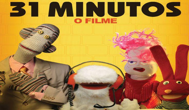 Conheça o 31 Minutos – O Filme, uma divertida aventura sobre a importância da amizade e o valor da liberdade! Totalmente protagonizado por marionetes! http://ilustracaodeideias.com.br/filmes-e-series/31-minutos/ #31Minutos #AlvaroDiaz #PedroPeirano #TioCareca #Juanin #Cachirula #Puppet #Marionete #IlustracaodeIdeias #MarkosMugen #Fantoche