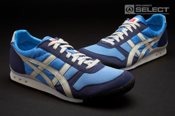 onitsuka tiger ultimate 81 azure blue/birch