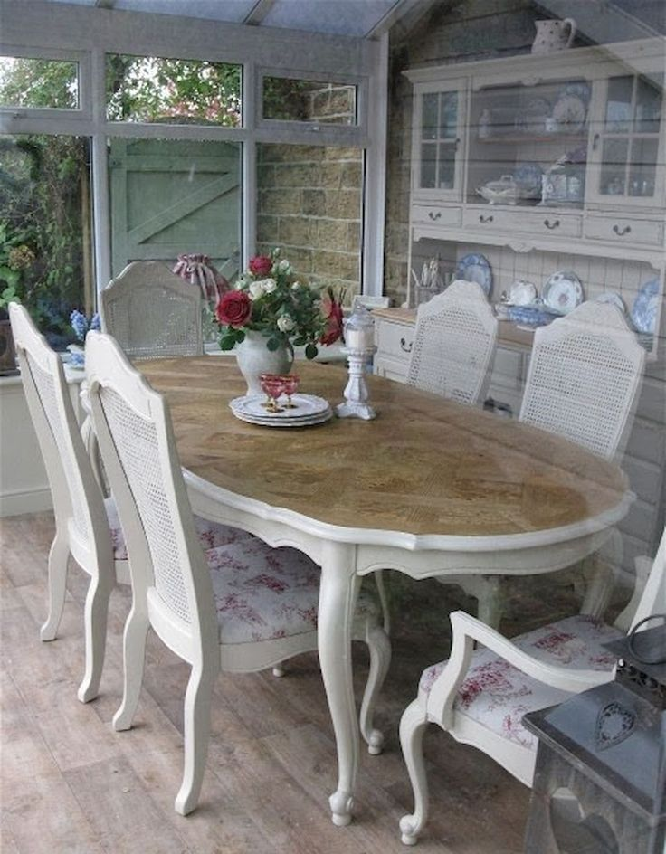50 Beautiful French Country Dining Room Design And Decor