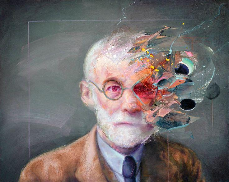 Mathieu Laca   Sigmund Freud
