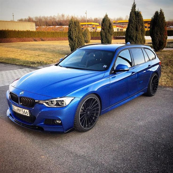 BMW 3 Series Touring F31 by HAMANN USA. Click to view more photos and mod info.