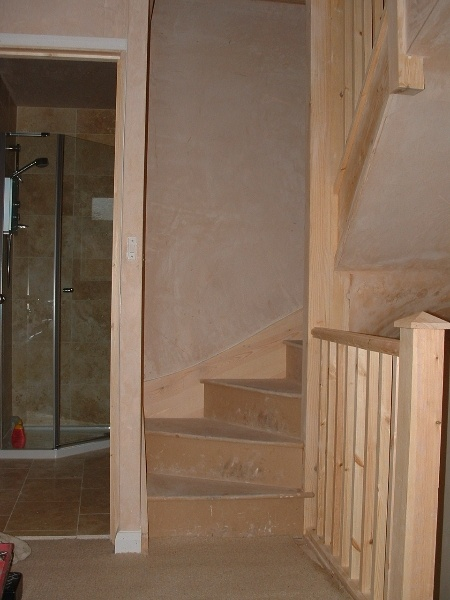 Tight staid built into small room 1920's Semi-Detached House, Exminster | Loft Conversions in Devon | Attic Designs
