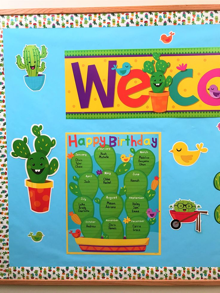 Classroom Decoration Cactus : Best bulletin board ideas images on pinterest