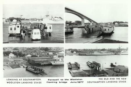 Southampton - Piers, Docks and Ferries