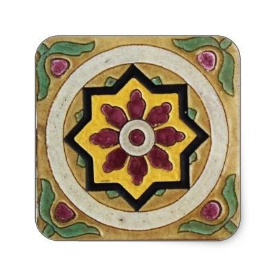 Vintage Tile Sticker