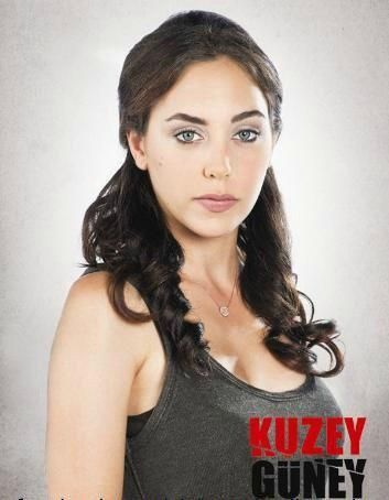 Öykü Karayel as Cemre Çayak, daughter of Gülten, Güney's fiancée then turned ex-fiancée, assistant to Can Katmanoğlu