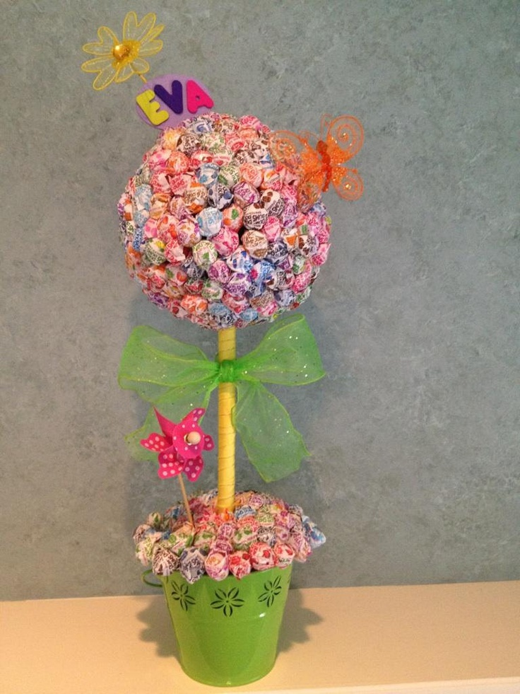 Party Event Gift Lollipop Tree You Design 65 00 Via