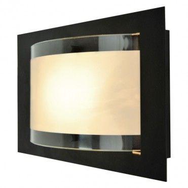 Plafon Colours Paxi 1 x 28 W E14 matowy/czarny