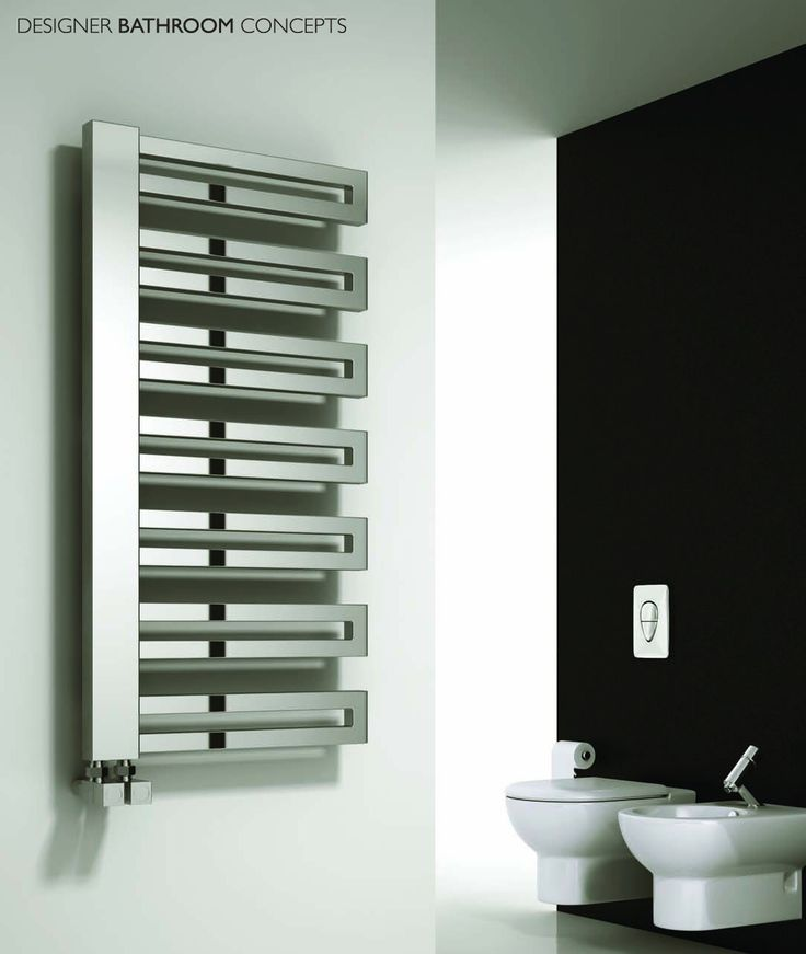 The Ginosa Designer Towel Rails are the