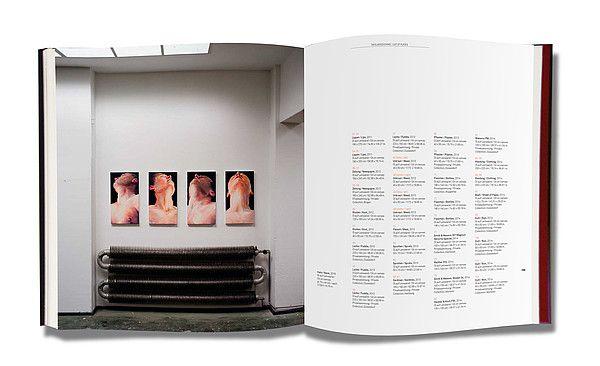 15_Anhang, Cornelius Völker »About Painting«, Kunsthalle Münster, Schirmer/Mosel Verlag, München, Kataloggestaltung, #Lambert und Lambert Typografie, Konzeption und Gestaltung Design, Designbüro, Düsseldorf
