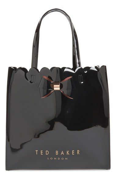 Ted Baker London 'Large Icon - Bow' Tote available at #Nordstrom