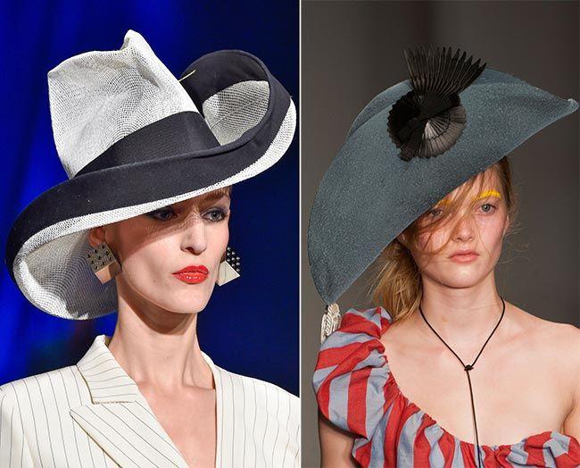 Весна/ Лето 2015 головные уборы тенденции: Ковбой, кавалер и пиратские шляпы