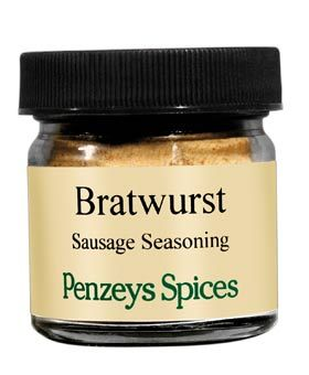 Penzey's Bratwurst Sausage Seasoning