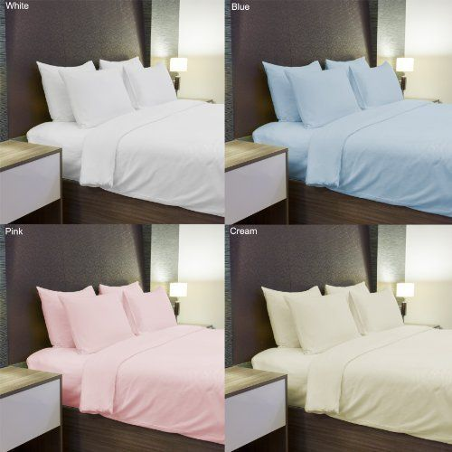 From 12.50 Luxury Thermal Flannelette Flat Sheets 100% Brushed Cotton All Sizes Available (cream Super King)