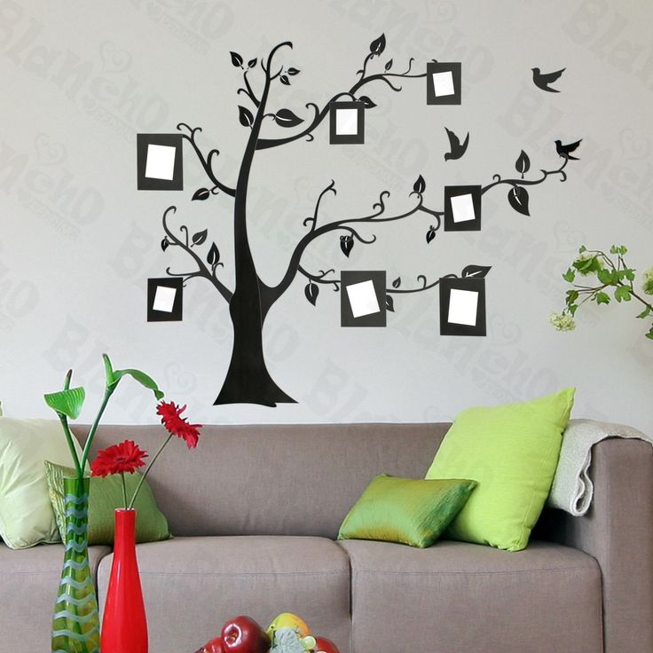 Memory Tree   Large Wall Decals Stickers Appliques Home Decor