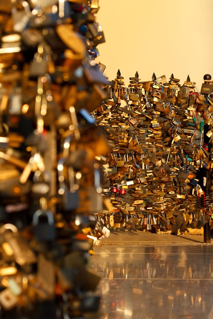 Love Padlocks - Pécs, Hungary