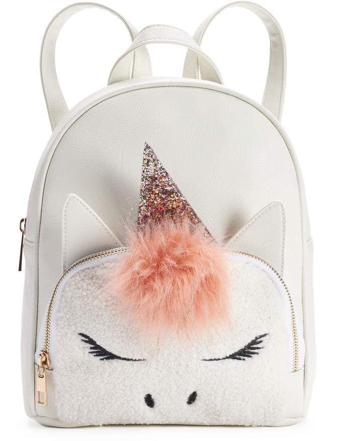 Unicorn Mini Backpack que hermoso..   Mochilas en 2019   Mini ... b14efe757b