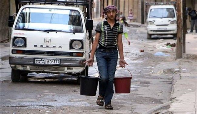 ISIS Cuts Off Water Supply To Aleppo in Syria - Your News Wire via No Political Correctness http://ift.tt/eA8V8J  yournewswire.com - ISIS cut off the water supply from two processing plants on the Euphrates east of thecity of Aleppo on Friday. Aleppos Water Organization Syrias Red Cre http://ift.tt/2i1HB3X nopoliticalcorrectness.com