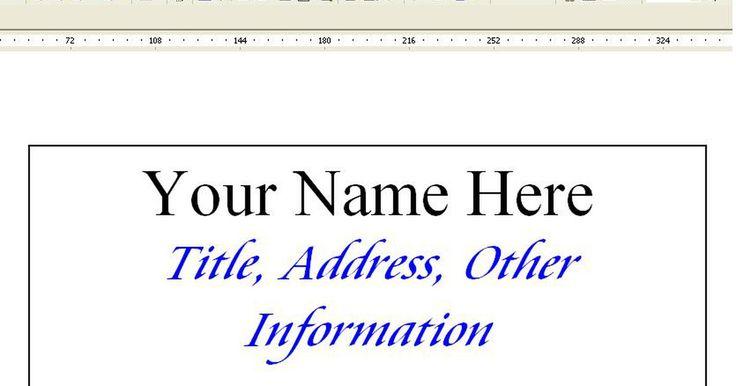 Como fazer selos personalizados no Microsoft Word. A criação de um selo personalizado no Microsoft Word é uma maneira fácil de dar aos seus documentos uma aparência profissional, e depois de ter desenhado e salvo seu selo, ele estará sempre a apenas alguns cliques de distância! Algumas vantagens adicionais de se criar de um selo digital é que você pode facilmente alterá-lo se você estiver ...
