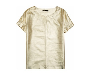 Maje Shirt #leather