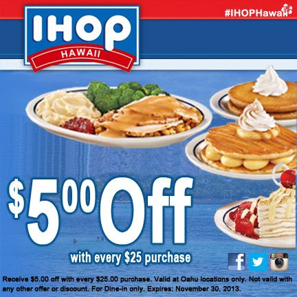 image about Ihop Coupons Printable titled Ihop coupon code 2019