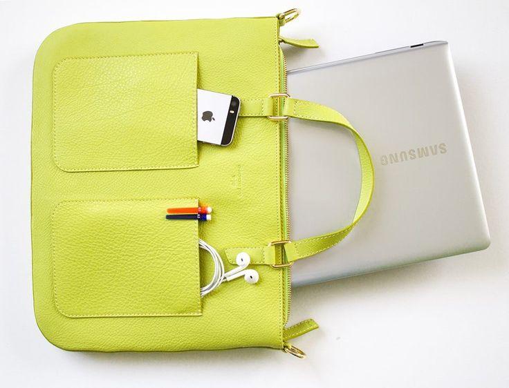 MARIE laptop bag