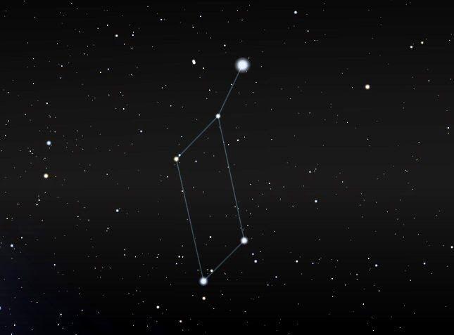 Find Lyra Constellation