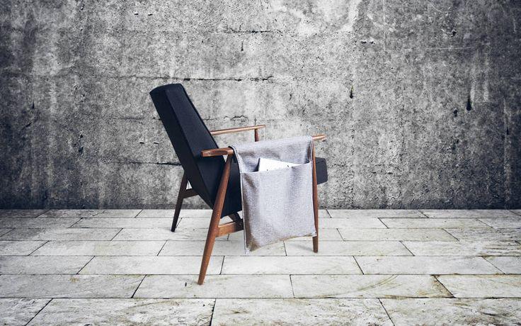 Diakon - Polish armchair from 60s  EDIT (From Siedzisko)