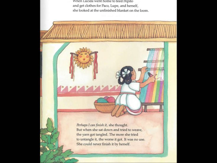 This video tells the story of the legend of the poinsettia using the illustrations of Tomie dePaola