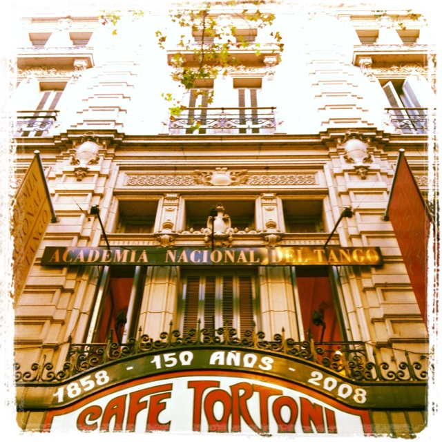 Oldest Buenos Aires Cafe