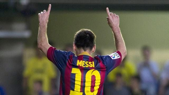 The Legend Lionel Messi: Barcelona officially announced the renewal of Mess...