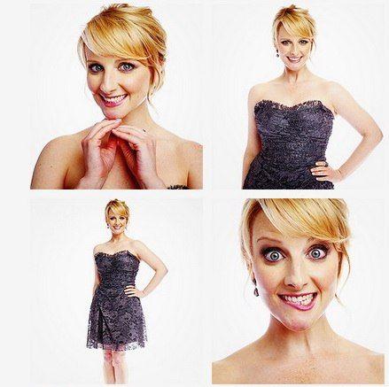 The Bing Bang Theory. Bernadette. Melissa Rauch